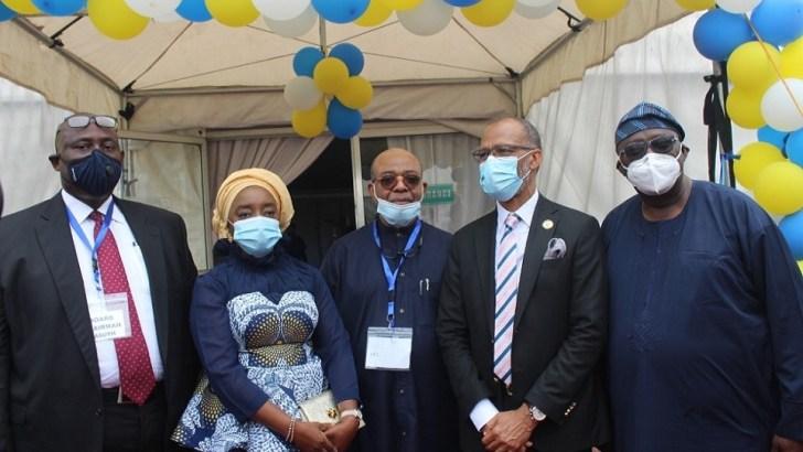 Sanwo-Olu commissions N60 million COVID-19 Holding Bay, High Care Unit at LASUTH