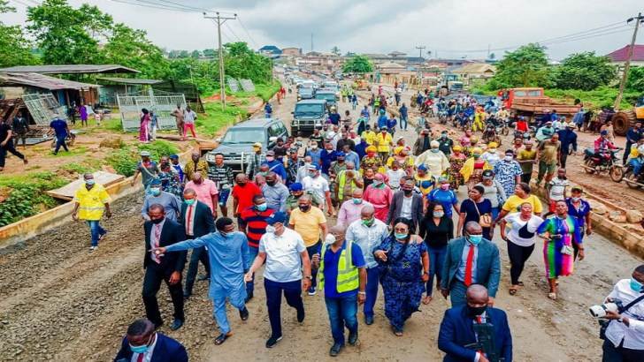 I'll Complete Roads, Other Projects Abandoned By Amosun—Gov Abiodun