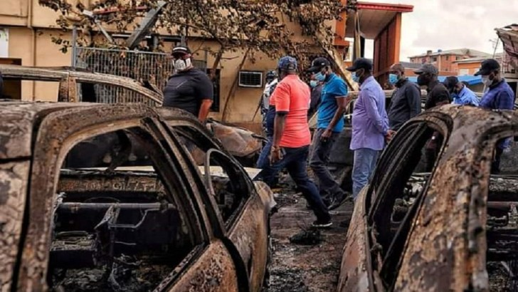 Police Arrest 229 Suspects In Lagos For Arson, Murder, Stealing, Others