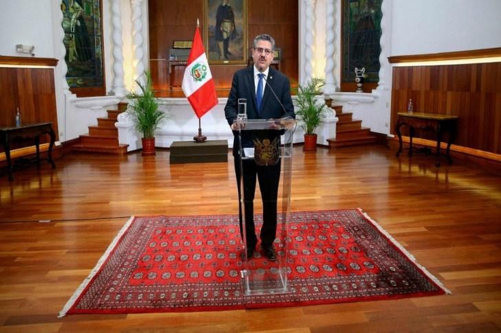 Peru's President