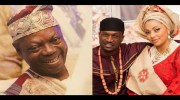 Peter Okoye Mourns Father In-law