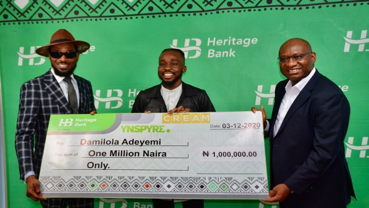 Creative Industry Gets New Lease Of Life With N5bn Funds – Heritage Bank