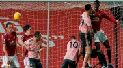 Manchester United Manager Blames Referee For Shock Defeat To Sheffield United