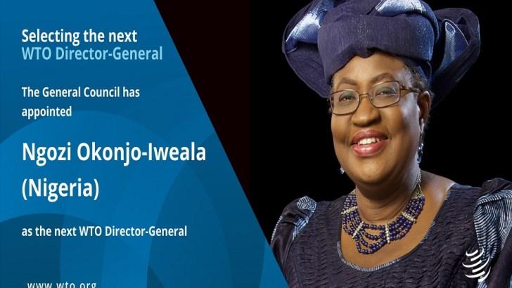 Finally, Okonjo-Iweala Makes History As WTO Director-General