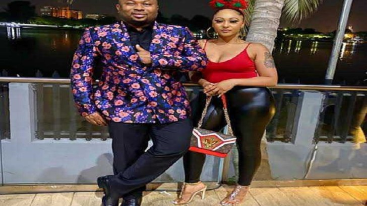Tonto Ex-Husband, Olakunle Churchill, Marries Alleged Side Chick