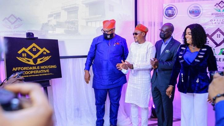 Nigeria's Topmost Realtor, Morola Babalola Launch Affordable Housing Scheme, Celebrates Birthday with a Bang