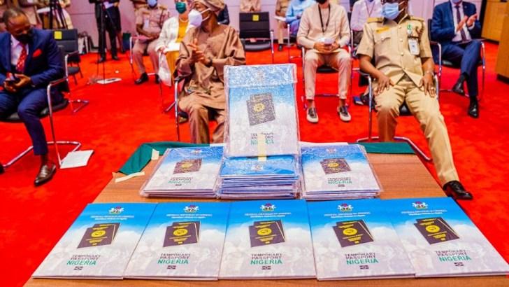 FG Introduces e-Temporary Passport For Nigerians