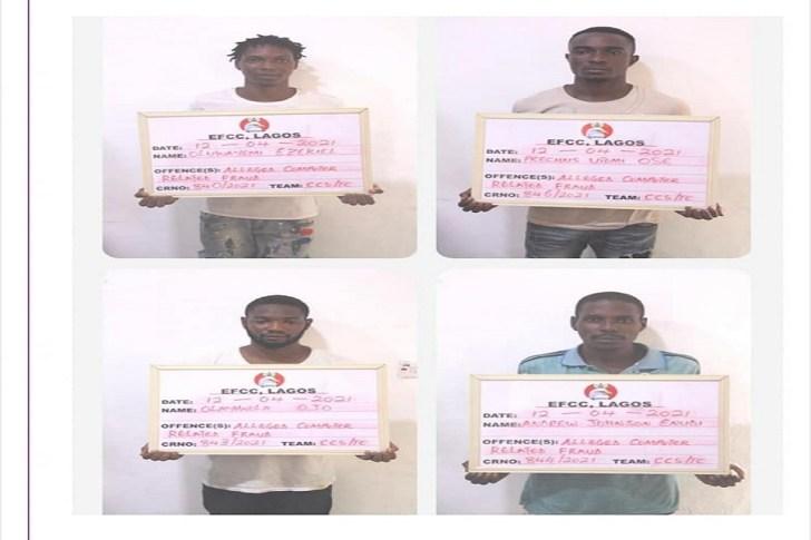 Ayobo-Ipaja suspects