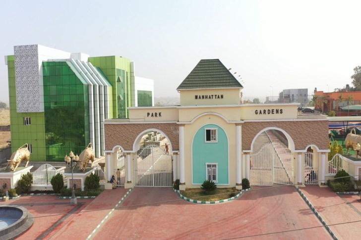 Frontview Manhattan Park & Garden, Abuja