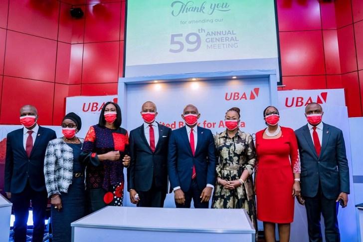 UBA Annual General Meeting