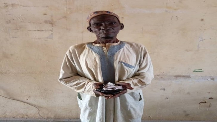 90-year-old, Teenagers Arrested for Selling Drugs in Katsina, Ondo