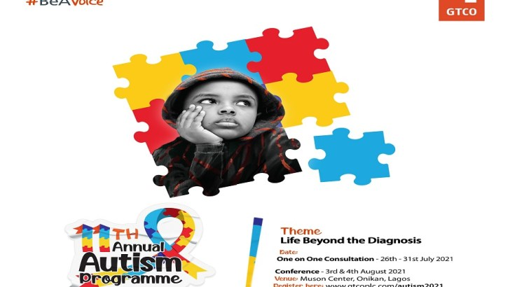 Guaranty Trust 11th Annual Autism Conference Holds August in Lagos