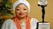 HAPAwards 2021: Organizers Celebrate Princess Toyin Kolade