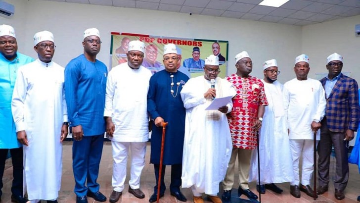 PDP Governors Urges INEC To Deploy Requisite Technologies For Credible Polls