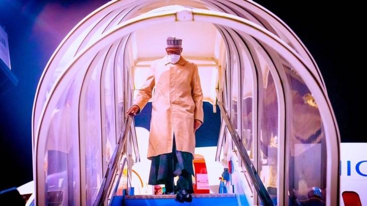 PDP Slams Buhari for Travelling To London for Virtual Meeting