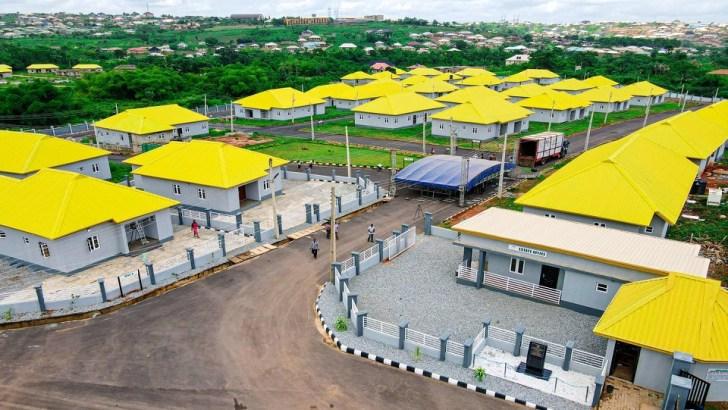 Abiodun Commissions 130 Affordable Housing Units in Abeokuta