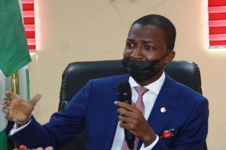 Abdulrasheed Bawa, EFCC Boss
