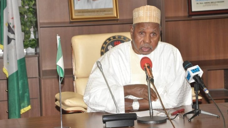Kastina Governor Bans Inter-State Movement of cattle, Enforces New Security Measures