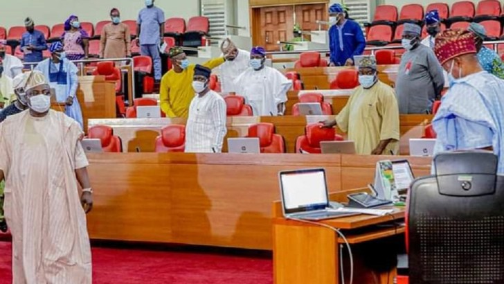 Lagos Assembly Slashes Ex-Governors' Pension By 50%, Stops Housing Provision
