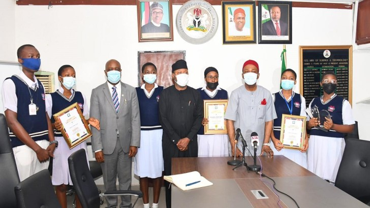 FG Grants N5 Million To Young Innovators