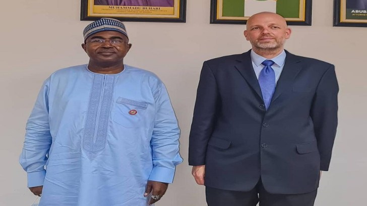 Marwa Commends German Govt. Over €2m Dog Facility for NDLEA