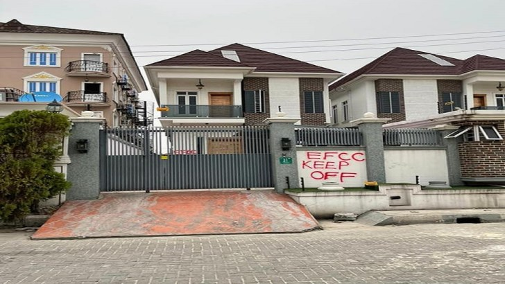 Two Internet Fraudsters Forfeits over N200m Cash, Properties Worth N260m to FG