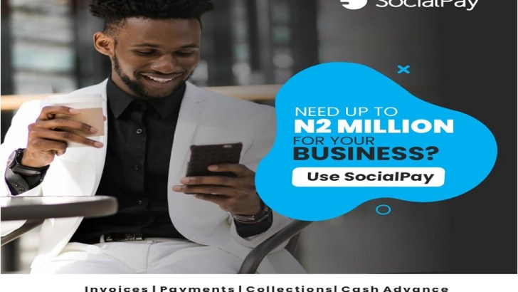Online Business Owners Can Access Up To N2million Loan with Sterling's SocialPay