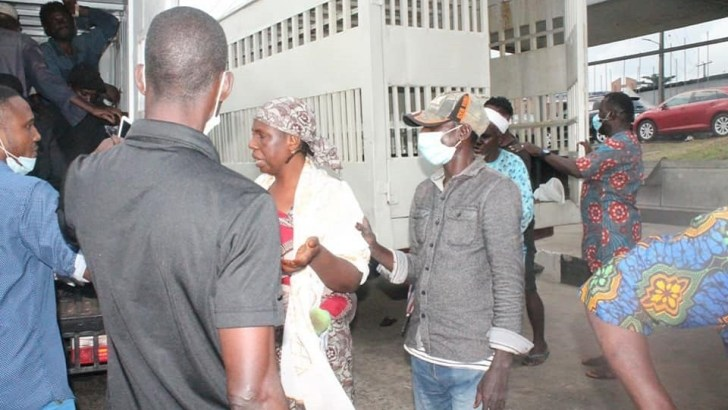 Lagos Govt. Clears Streets of Beggars and Destitute persons