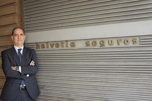 Jesús de Sedas, responsable de Departamento de Grandes Cuentas y Corredores de Helvetia Seguros