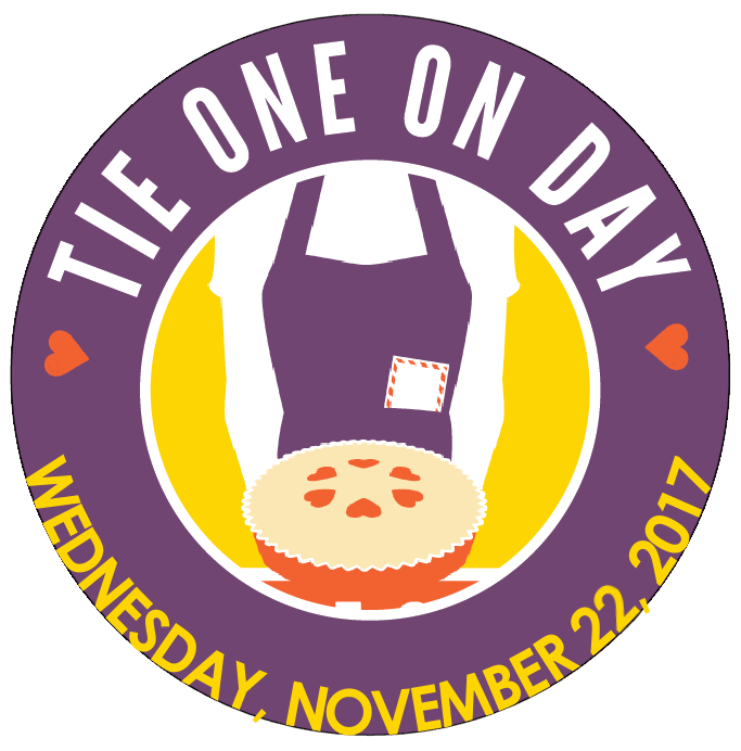 November 23, 2016 - Tie One On Day