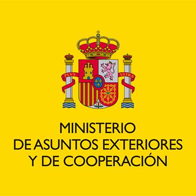 funcionario internacional en el ministerio de exteriores