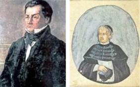 Retrato do Padre Feijó / Frei Ildefonso Xavier