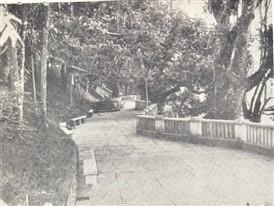 A reforma do Bosque do Mirante era uma nova atração turística
