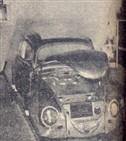 A carroçaria passava inicialmente por um túnel de lavagem com jatos de vapores à base de detergentes, ára eliminar resíduos de graxa e ferrugem