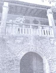 Detalhe fachada