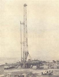 Magnífica vista geral das instalações que a Petrobrás levou a efeito
