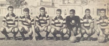 A equipe: Drace (foto acima), Paulo Farah, Tico Rensi, Cardinalli, Foguinho, Orlando, Luizinho e Zilio