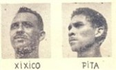 Xixico pouco atuou e Pita foi outro dos melhores valores do XV na temporada finda