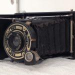 Máquina fotográfica de origem francesa
