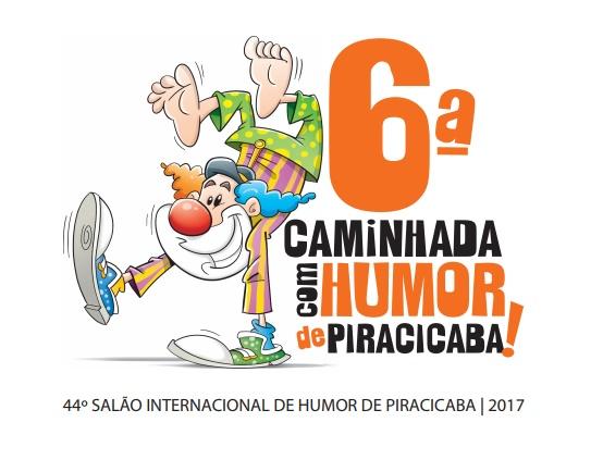 Caminhada com Humor