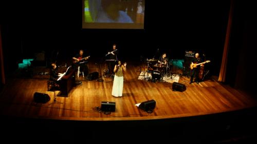 """Por trás da canção - Show """"Conexão"""" no Sesi Piracicaba"""