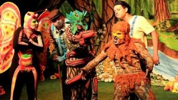 Diversão em Cena apresenta o espetáculo A Fantástica Floresta