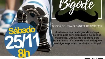 Instituto Formar promove a Caminhada do Bigode