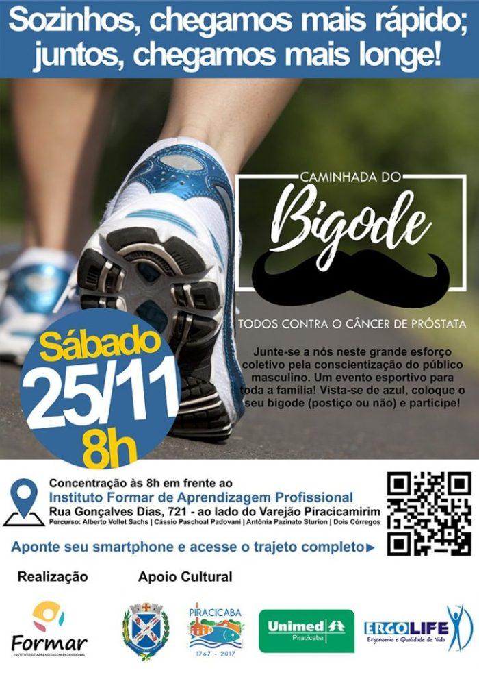 Caminhada do Bigode_Divulgação