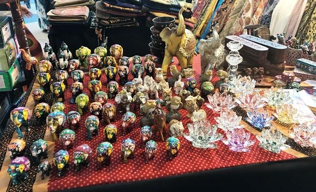 Entre os produtos, Feira Artitudo conta com itens de decoração