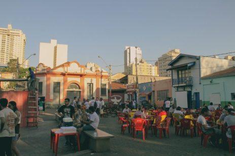 Largo Ocupado - Foto: Denis Marcorin