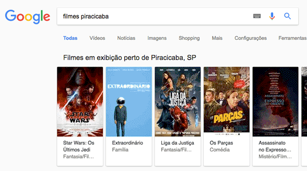 google-cinema