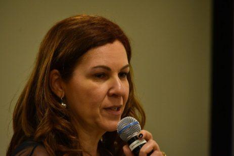 Andrea Zámolyi Park, diretora de Assuntos Corporativos da Caterpillar