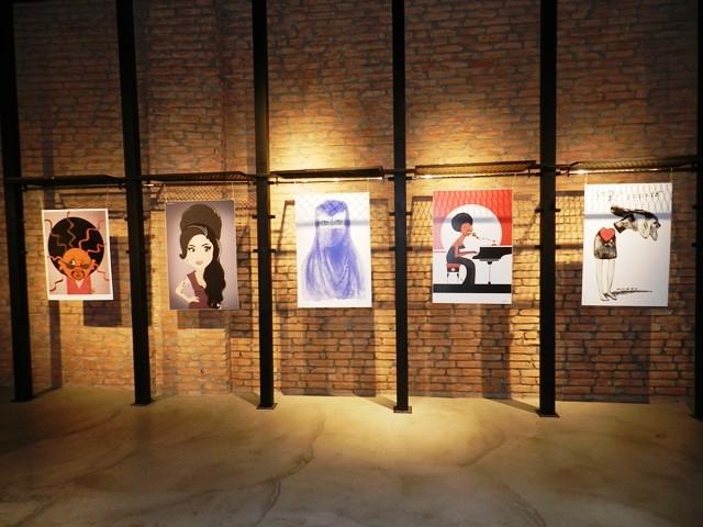 Exposição Mulheres no Mundo no Shopping Piracicaba