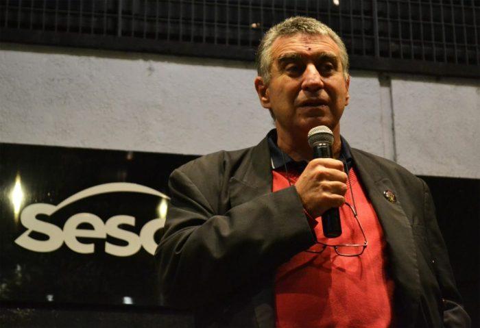 Marcos Sorrentino é coordenador da Oca FOTO RAFAEL BITENCOURT- TEMPO D COMUNICAÇÃO E CULTURA